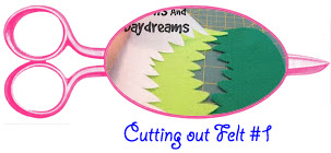 cutting out felt how to 1