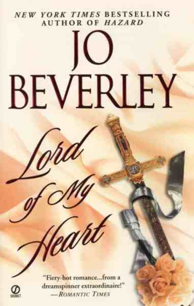 Lord of my Heart copyright by Jo Beverley