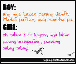 Funny Quotes About Love And Relationships Tagalog Image Quotes At