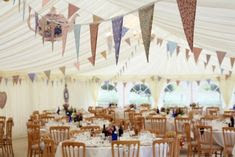 Marquee Decorations on Pinterest