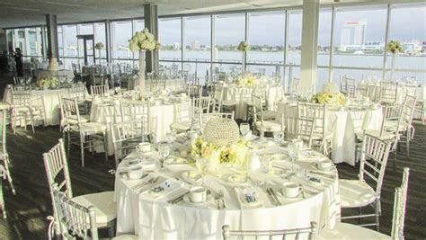 Waterview Loft at Port Detroit   Detroit, MI Wedding Venue