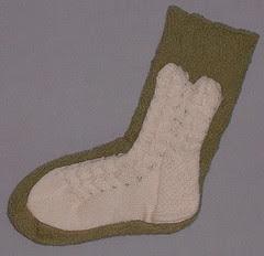Patricia's socks