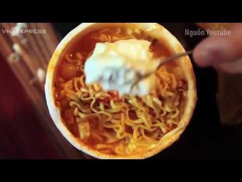 Nghiên cứu thị trường về nhu cầu ăn uống tại Việt Nam.
