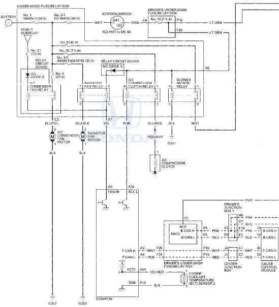 Honda Accord Ac Wiring Schematic Wiring Diagram Crew Data A Crew Data A Disnar It