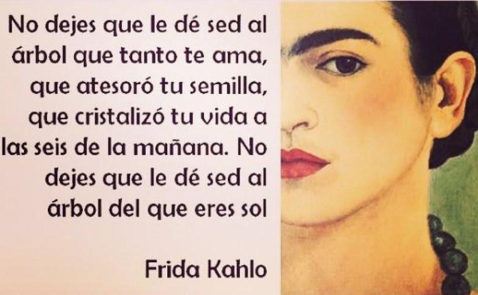 Las Frases Mas Famosas De Frida Kahlo Actualidad Album W Radio