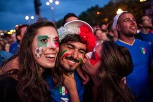 Итальянцы будут в меньшинстве