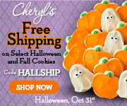 Happy Holidays! Get into the Spirit of things with FREE shipping on select items at Cheryls.com! (Valid until 12/31/2013) Use coupon code JOYSHIP
