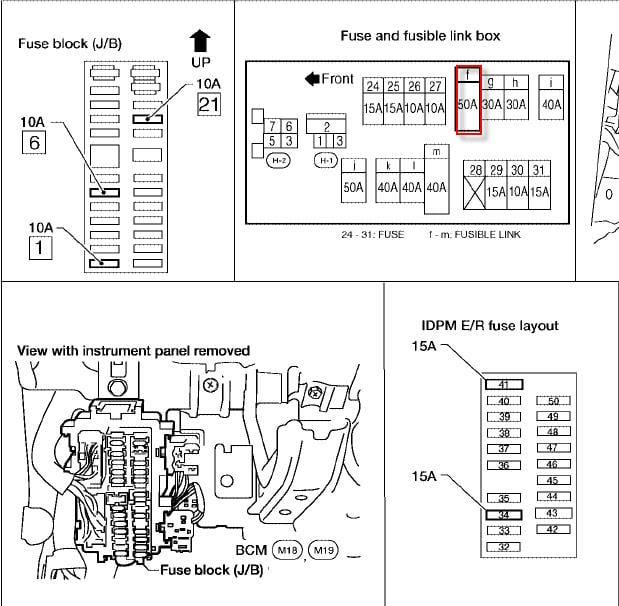 1996 Nissan Altima Wiring Diagram - Wiring Diagram Schema