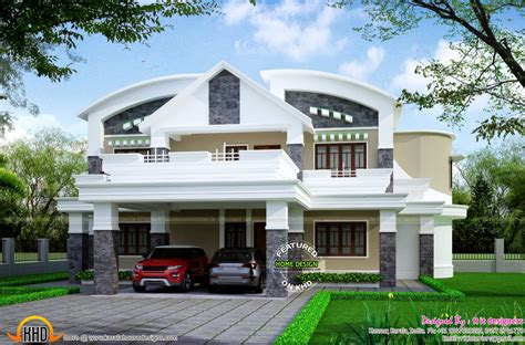 indian simple house design  base wallpaper
