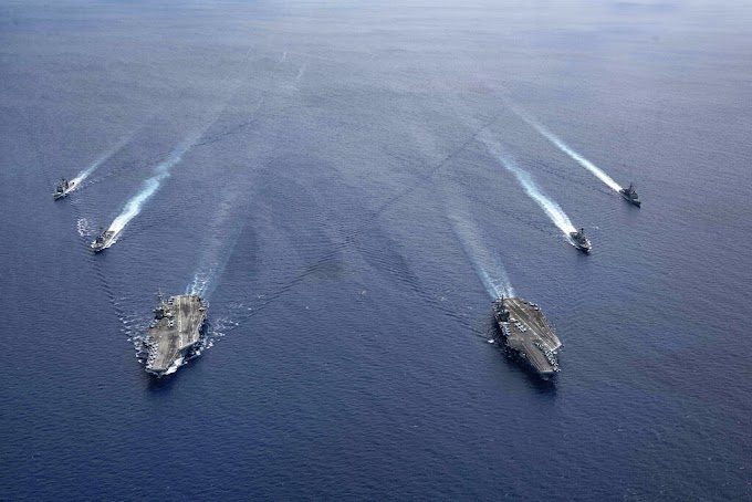 TREND ESSENCE: Will the US Navy reach 355 Ships? Fleet size vs. high tech