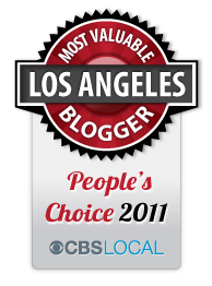 Los Angeles Most Valuable Blogger 2011