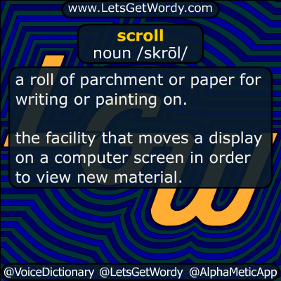 scroll 09/02/2018 GFX Definition