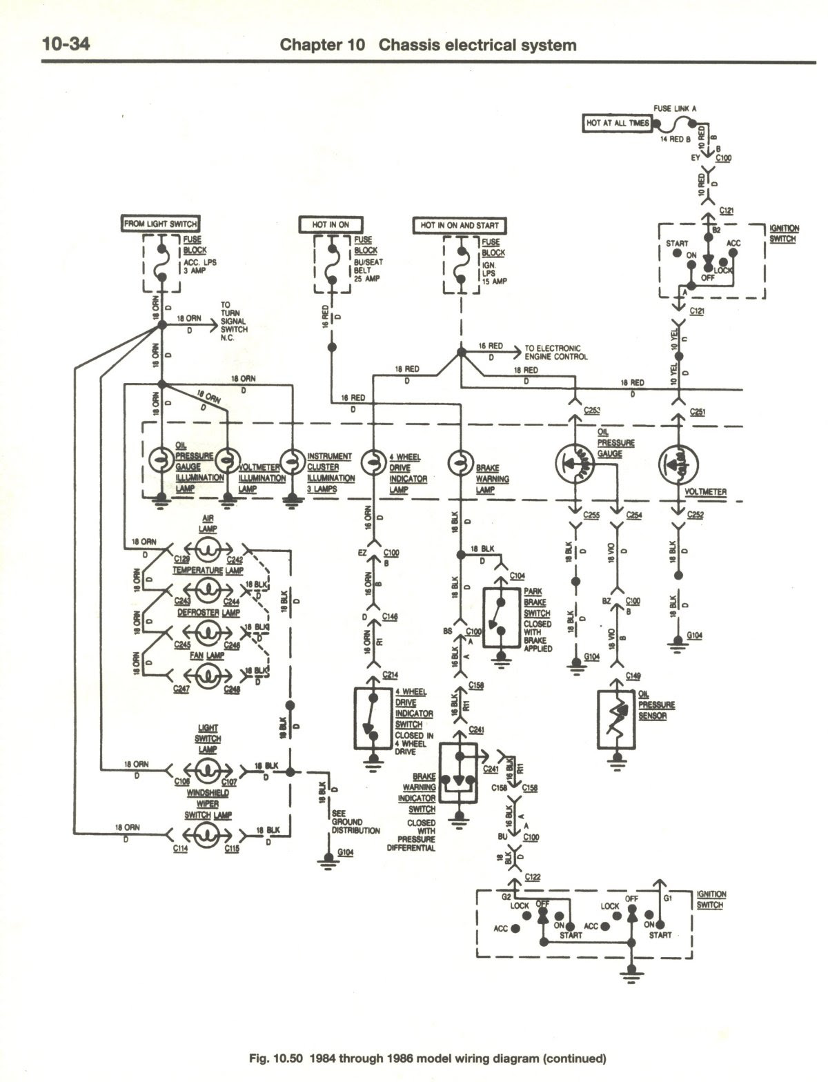 1986 Porsche 944 Ignition Wiring Diagram