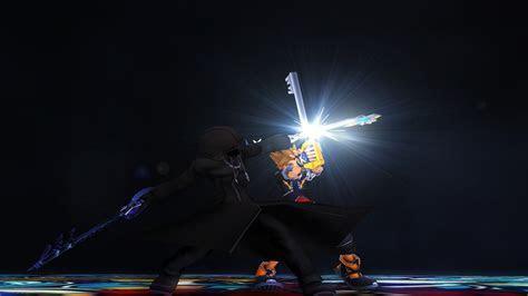 Kingdom Hearts Battle Wallpaper HD Wallpaper   WallpaperLepi