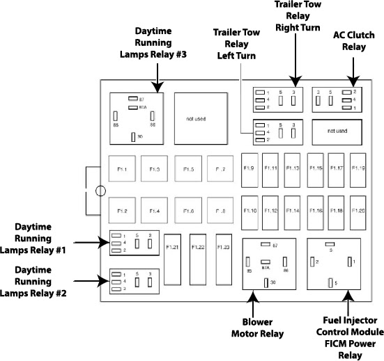 Diagram  2010 F150 4 6 Fuse Box Diagram Full Version Hd Quality Box Diagram