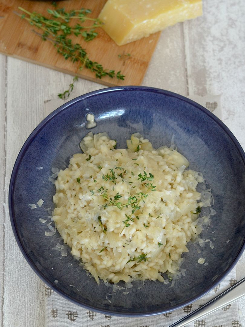 Onion & Thyme Risotto