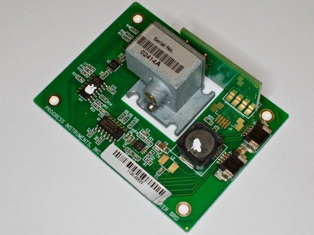 The Radar Filter Board