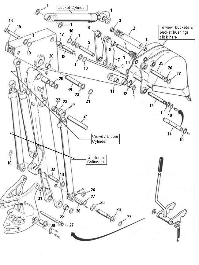 Wiring Diagram Database  John Deere 310 Backhoe Parts Diagram