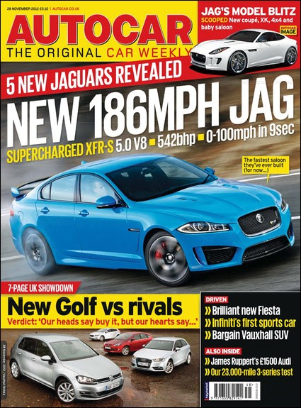Autocar UK - 28 November 2012 (True PDF)