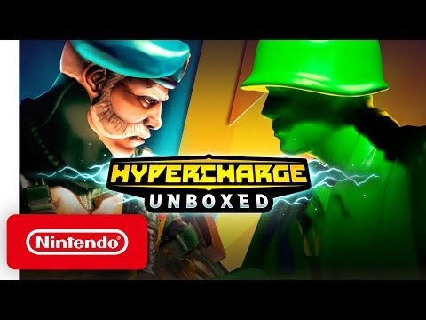 Hypercharge Unboxed Review | Gameplay