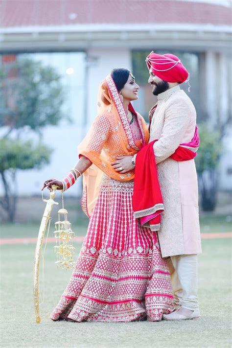 25  best ideas about Sikh wedding dress on Pinterest