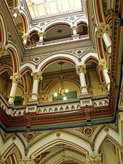 Old City Hall, Interior by Teckelcar