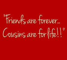 I Love You Cousin Quotes 01 Quotesbae