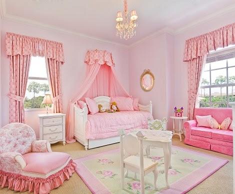 Ideas para decorar una habitación de princesa