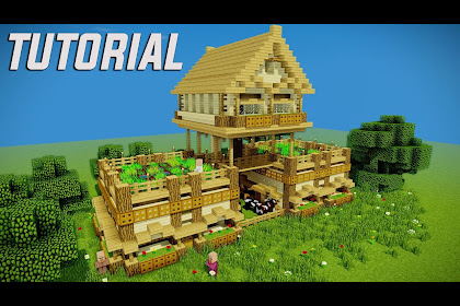 Garden House Minecraft