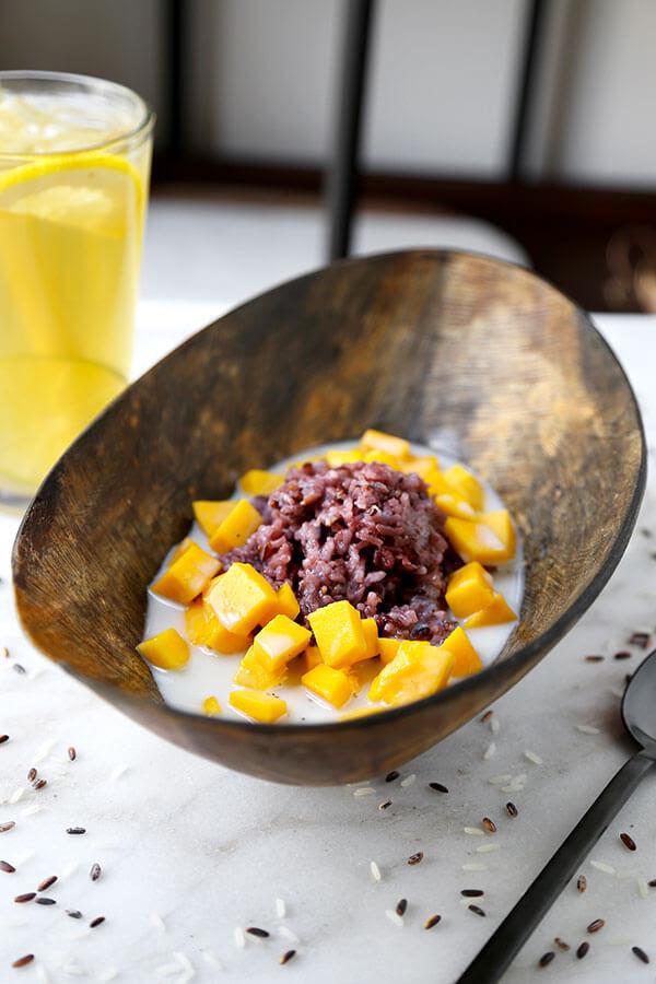 Mango Sticky Rice Recipe - Pickled Plum Food And Drinks