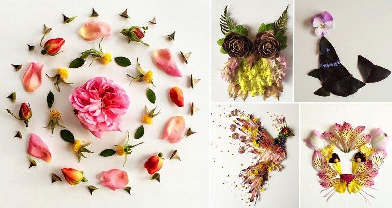 Bridget Beth Collins Artwork Natural Materials
