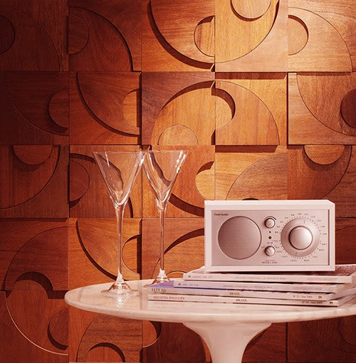Personalize Your interior with Creative Wooden Wall Tiles ...