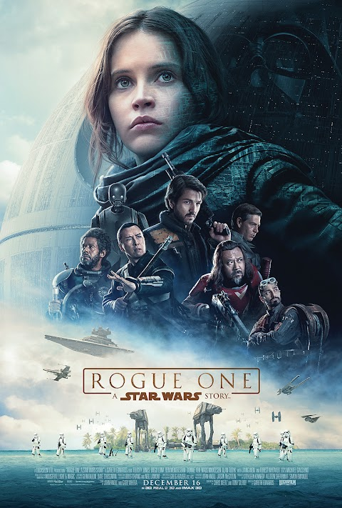 How Long Is Rogue One Film