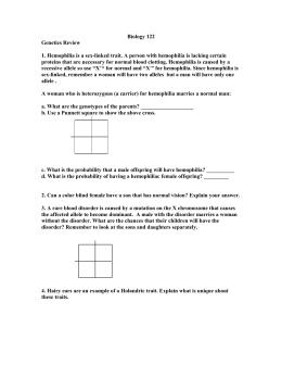 28 E Bio Worksheet Pedigree Analysis In Genetics - Free ...