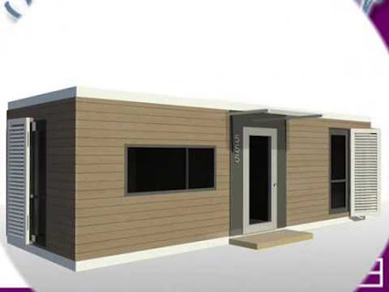 Fabricant construction container habitable modulaire google for Maison container pas cher