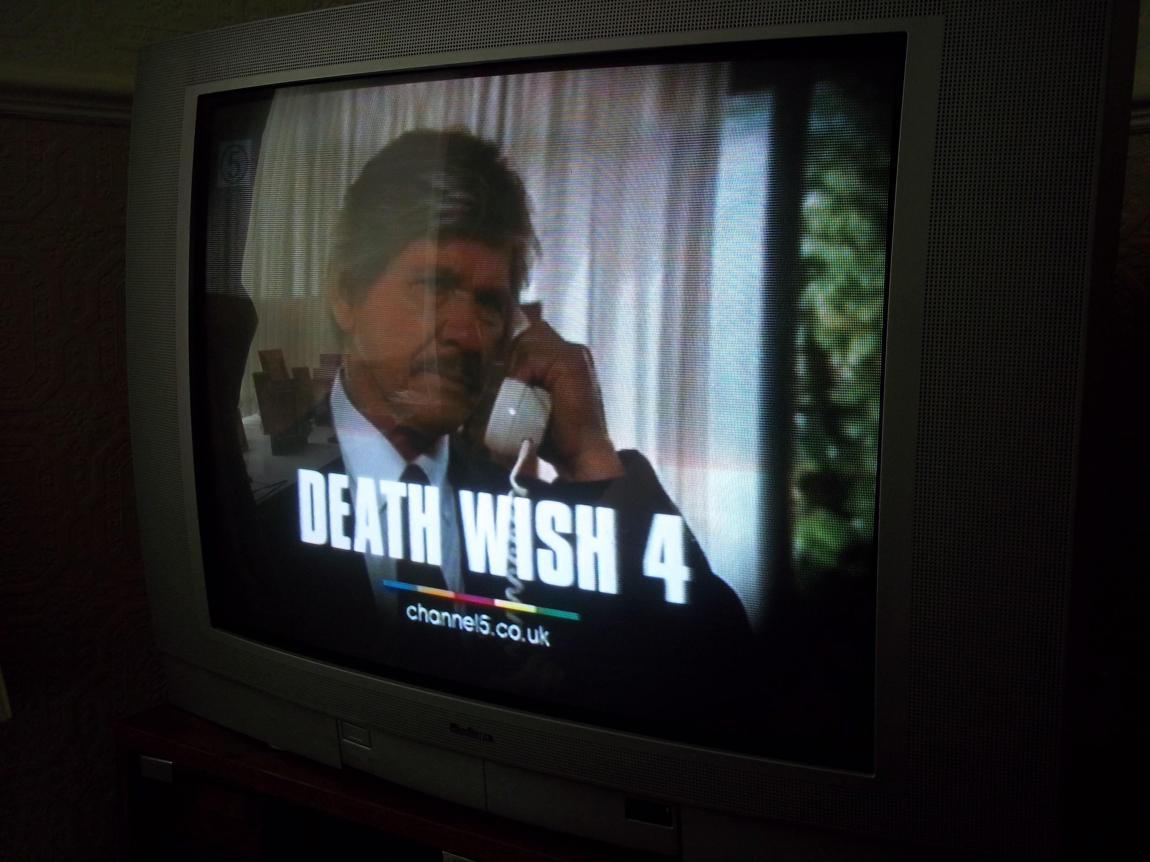 Death Wish Movie Quotes. QuotesGram