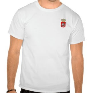 Kingdom of Georgia Flag shirt