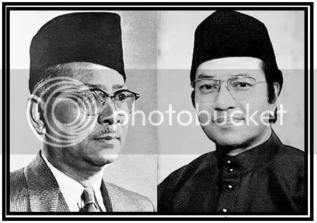 mahathir and tunku