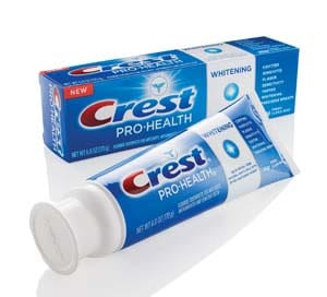 Crest Pro Health toothpaste FREE Crest Toothpaste and Pro Health Mouth Rinse at Walgreens
