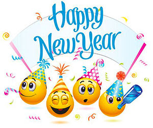 Free New Year Clipart Animated New Year Clip Art Animations