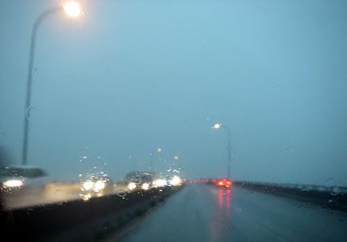 Big Seattle rain