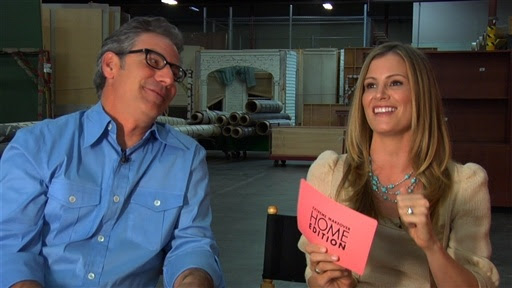 Tracy Hutson | Extreme Makeover Home Edition | Ronald Woan