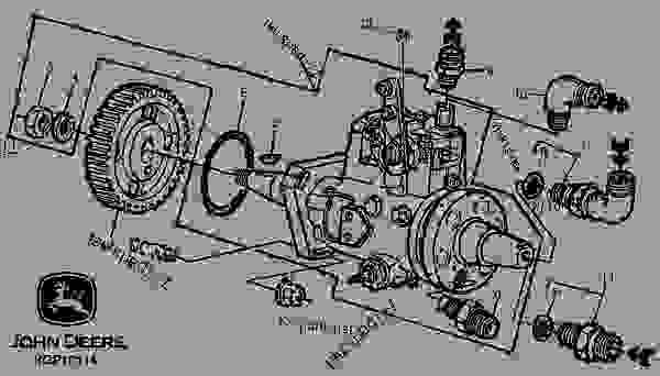 John Deere 260 Skid Steer Wiring Diagram