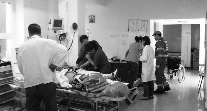 Posturi rămase libere la spital