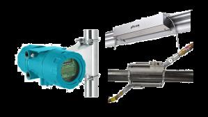 Fluxus F808 Flexim Ultrasonic Flow Meter For Hazardous Areas