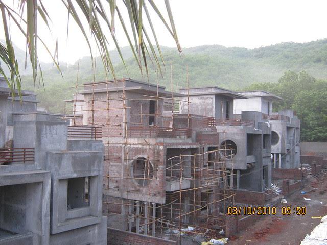 Shreeji Properties' Forest View Bungalows at Somatane PhataIMG_3223