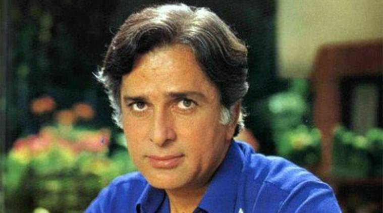 IMG SHASHI KAPOOR, Indian Actor