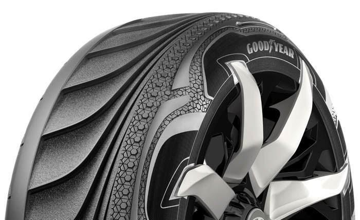 Michelin Crossclimate Tweel I Tripletube Opony Przyszłości