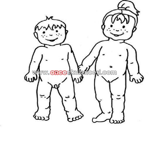 çocuklar Kız Erkek Formatında Resimler Toddlers Axipixde