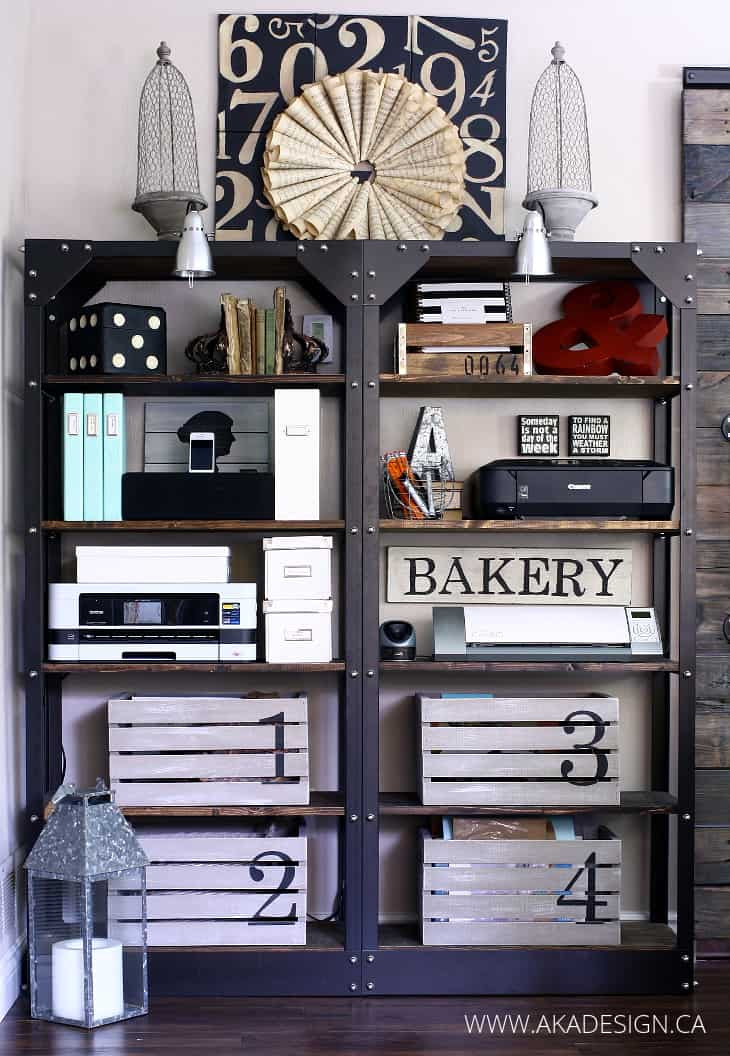 Perfectly Styled Open Shelves (AKA Design) | Friday Favorites at www.andersonandgrant.com